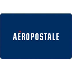 $100 Aeropostale Gift Card
