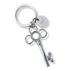 Key to My Heart Crystal Rhinestone Key Holder