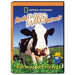 Really Wild Animals Farmyard Friends DVD