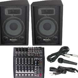 Phonic Powerpod 820/S710 PA System Package