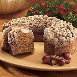 Pumpkin Coffee Cake
