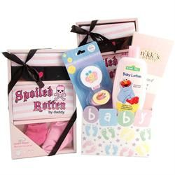 Spoiled Baby Girl Set