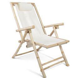 Bamboo Beach Chair