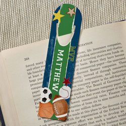 Ready, Set, Score Personalized Bookmark Set