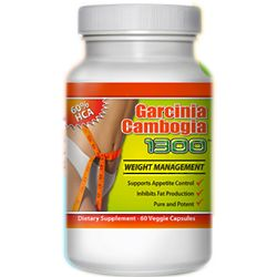 Garcinia Cambogia 1300 Supplement
