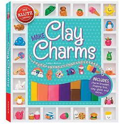 Make Clay Charms Art Kit