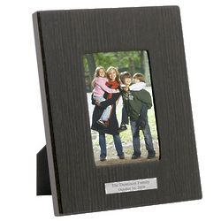 Black Wood Piano Finish Picture Frame