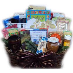 Super Deluxe Heart Health Get Well Gift Basket