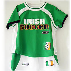 Child's Croker Irish Soccer Set