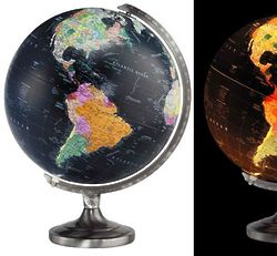 Orion Illuminated World Globe