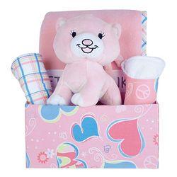 Baby Girl's Groovy Love Gift Set