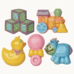 Baby Treats Candy Mold