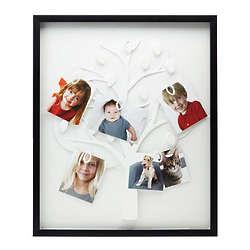 Family Tree Shadowbox Frame