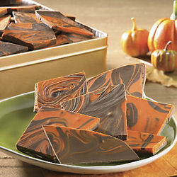 Pumpkin Bark Gift Tin