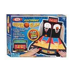 Super Slam Basketball Game
