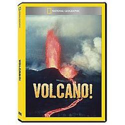 Exclusive Volcano DVD