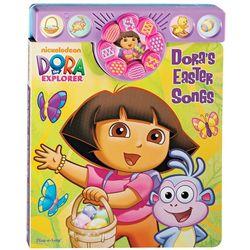Dora the Explorer Easter Song Book