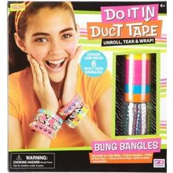 Do It In Duct Tape Bangles