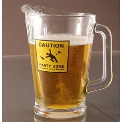 Party Zone 56-Ounce Beer Pitcher