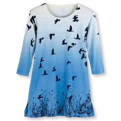 Soaring Birds Tunic