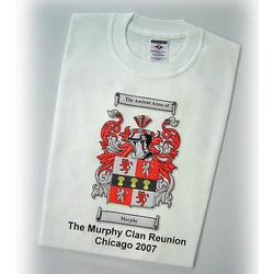 Adult Coat of Arms Event T-Shirt