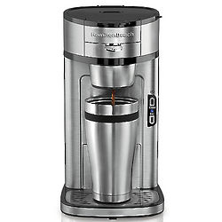 Scoop Single-Serve Coffeemaker