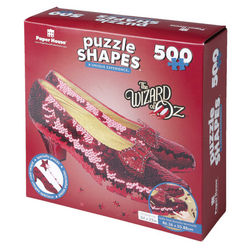 Wizard of Oz Ruby Slippers Puzzle