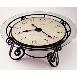 Ravenna Metal Clock Table