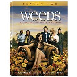 Weeds Season 2 DVD Set