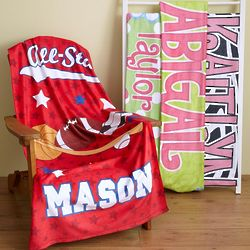 Personalized Fun in the Sun Beach Towel