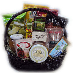 Low-Sodium Heart Health Gift & Get Well Basket