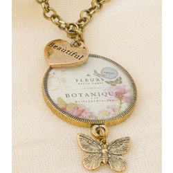 Botanical Charm Necklace