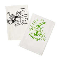 Geek Tea Towels