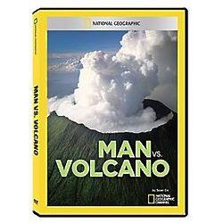 Man Vs. Volcano DVD