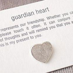 Guardian Heart Pin