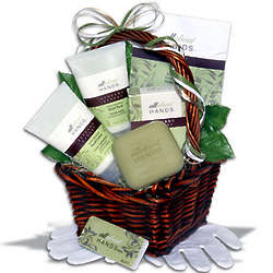 Hand Care Spa Gift Basket