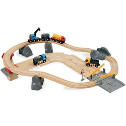 32-Piece Rail and Road Loading Set