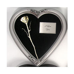 Heart-Shaped Remembrance Box