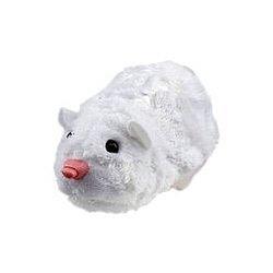 Zhu Zhu Pets Hamster Chunk in White