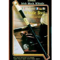 Guinness Black Tin Whistle