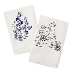 Technical Design Tea Towels