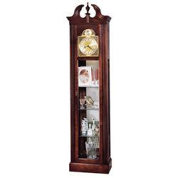 Cherish Wooden Curio Floor Clock