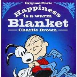 Happiness is a Warm Blanket Charlie Brown Blu Ray and DVD