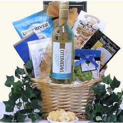Tavernello Italian Pinot Grigio Wine Gift Basket