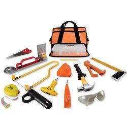 Children's Hand Tools Set and Handsaw