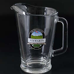 Personalized 19th Hole Beer Pitcher