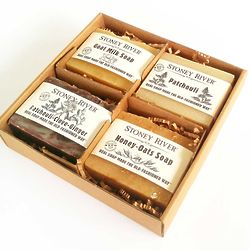 Stoney River Handcrafted Soap Gift Box