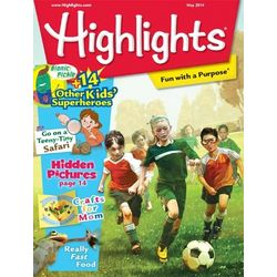 Highlights for Children Magazine Subscription