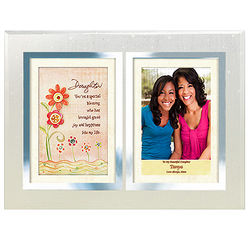 Special Daughter Personalized Photo Frame