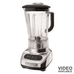 Kitchenaid Custom Metallic Series 5-Speed Blender